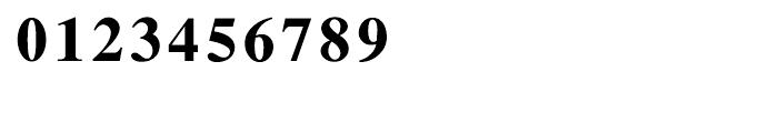 Shree Gujarati 5215 Regular Font OTHER CHARS