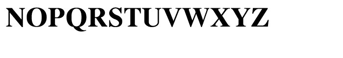 Shree Gujarati 5215 Regular Font UPPERCASE
