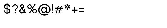 Shree Kannada 0866 Regular Font OTHER CHARS