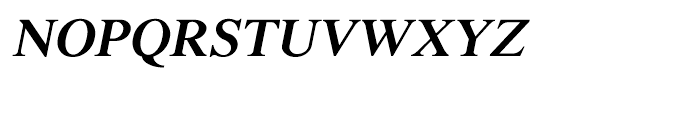 Shree Kannada 1475 Italic Font UPPERCASE