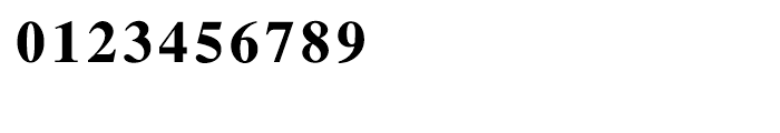 Shree Kannada 4203 Regular Font OTHER CHARS