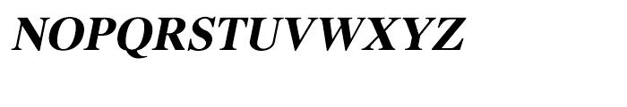 Shree Kannada 4215 Italic Font UPPERCASE