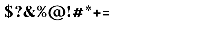 Shree Kannada 4215 Regular Font OTHER CHARS