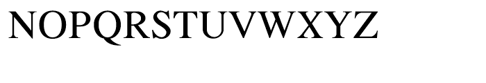 Shree Malayalam 1854 Regular Font UPPERCASE