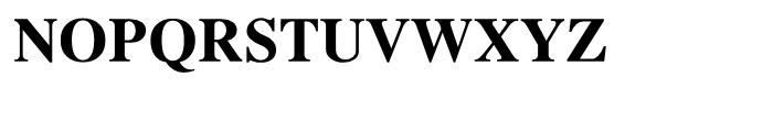 Shree Malayalam 1892 Bold Font UPPERCASE