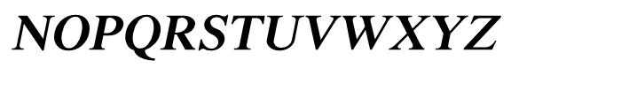 Shree Malayalam 1892 Italic Font UPPERCASE