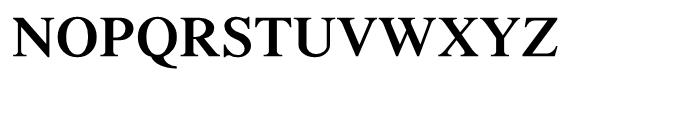 Shree Malayalam 1892 Regular Font UPPERCASE