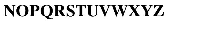 Shree Malayalam 1894 Bold Font UPPERCASE