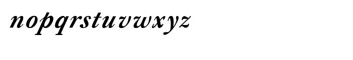 Shree Malayalam 1898 Italic Font LOWERCASE