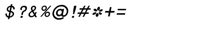 Shree Oriya 0601 Bold Italic Font OTHER CHARS