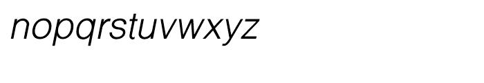 Shree Oriya 0601 Italic Font LOWERCASE