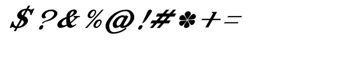 Shree Oriya 0615 Italic Font OTHER CHARS