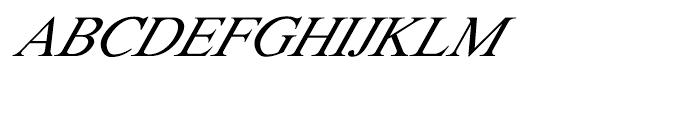 Shree Oriya 0615 Italic Font UPPERCASE