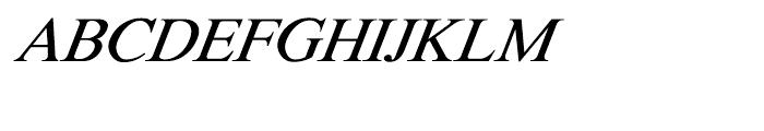 Shree Oriya 0620 Italic Font UPPERCASE