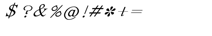 Shree Oriya 0628 Italic Font OTHER CHARS
