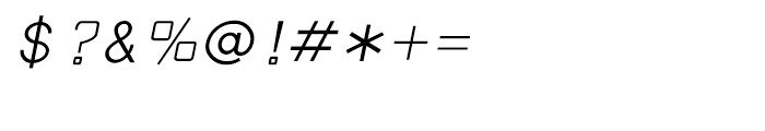 Shree Oriya 3014 Italic Font OTHER CHARS