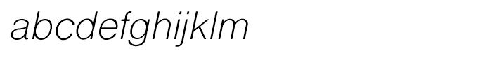 Shree Oriya 3014 Italic Font LOWERCASE
