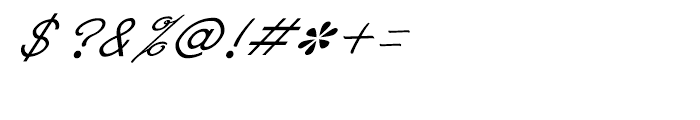 Shree Oriya 3019 Italic Font OTHER CHARS