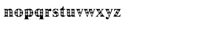 Shree Oriya 3061 Regular Font LOWERCASE