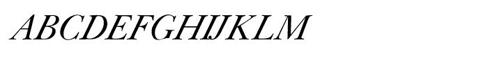 Shree Punjabi 1750 Italic Font UPPERCASE