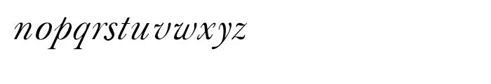 Shree Punjabi 1788 Italic Font LOWERCASE