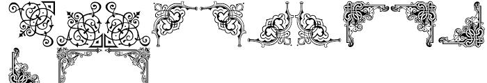 Shree Symbol 0239 Regular Font UPPERCASE