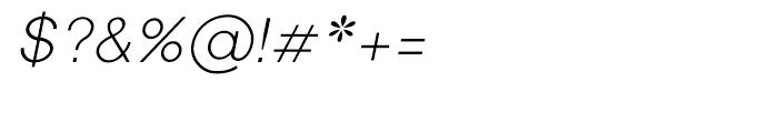 Shree Tamil 1382 Italic Font OTHER CHARS