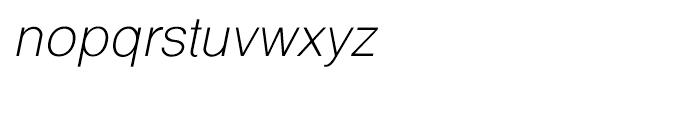 Shree Tamil 1387 Italic Font LOWERCASE