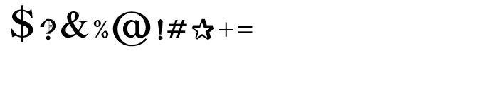 Shree Telugu 1647 Regular Font OTHER CHARS