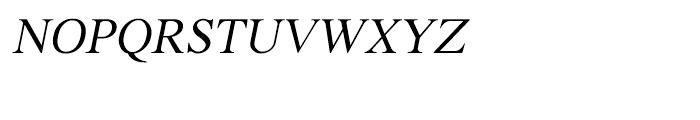Shree Telugu 1691 Italic Font UPPERCASE