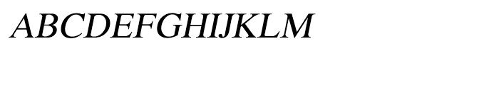 Shree Telugu 1692 Italic Font UPPERCASE