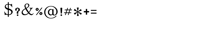 Shree Telugu 1692 Regular Font OTHER CHARS