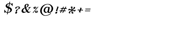 Shree Telugu 1693 Italic Font OTHER CHARS