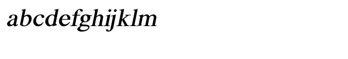Shree Telugu 1693 Italic Font LOWERCASE