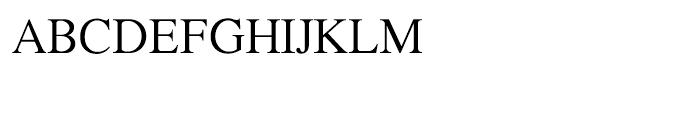 Shree Telugu 1694 Regular Font UPPERCASE