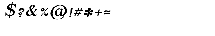 Shree Telugu 1695 Italic Font OTHER CHARS
