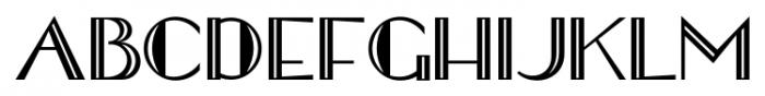 Shareholder JNL Regular Font LOWERCASE