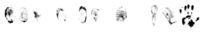 Sherlock Stuff Prints Font UPPERCASE