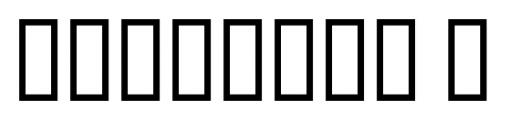 Shinn Kickers JNL Regular Font OTHER CHARS