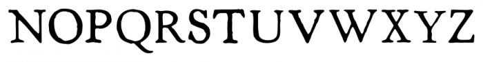 Shipley Rough SC Font UPPERCASE