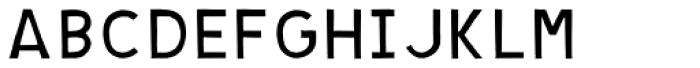 Shababa Ba Font UPPERCASE
