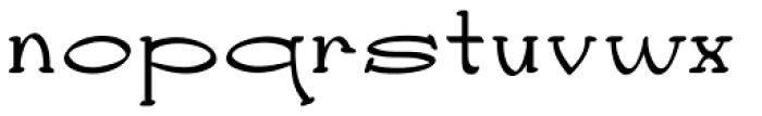 Shaelynn Font LOWERCASE