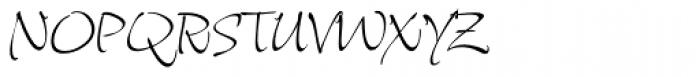 Shalimar ROB Font UPPERCASE