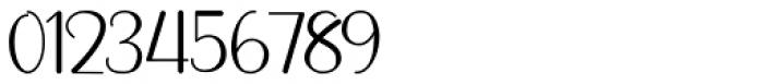 Shanela Regular Font OTHER CHARS