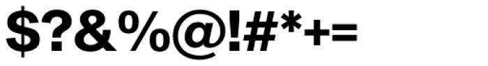 Shapiro Pro 477 Boldnesian Font OTHER CHARS