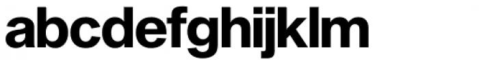 Shapiro Pro 477 Boldnesian Font LOWERCASE