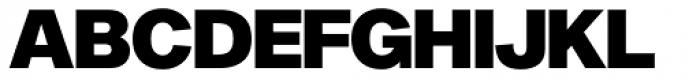 Shapiro Pro 497 All Black Font UPPERCASE