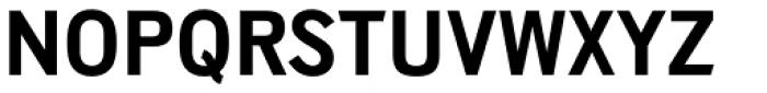 Shapiro Pro 563 Bold Ruler Font UPPERCASE