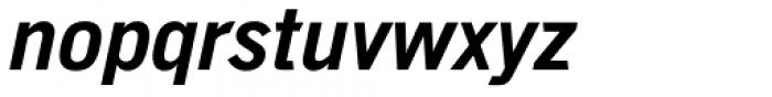 Shapiro Pro 564 Italic Font LOWERCASE