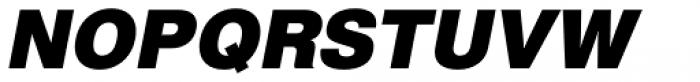 Shapiro Pro 97 Italic Font UPPERCASE